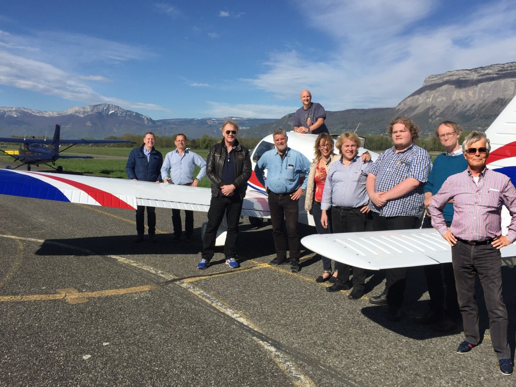 Alpenvlucht 2016